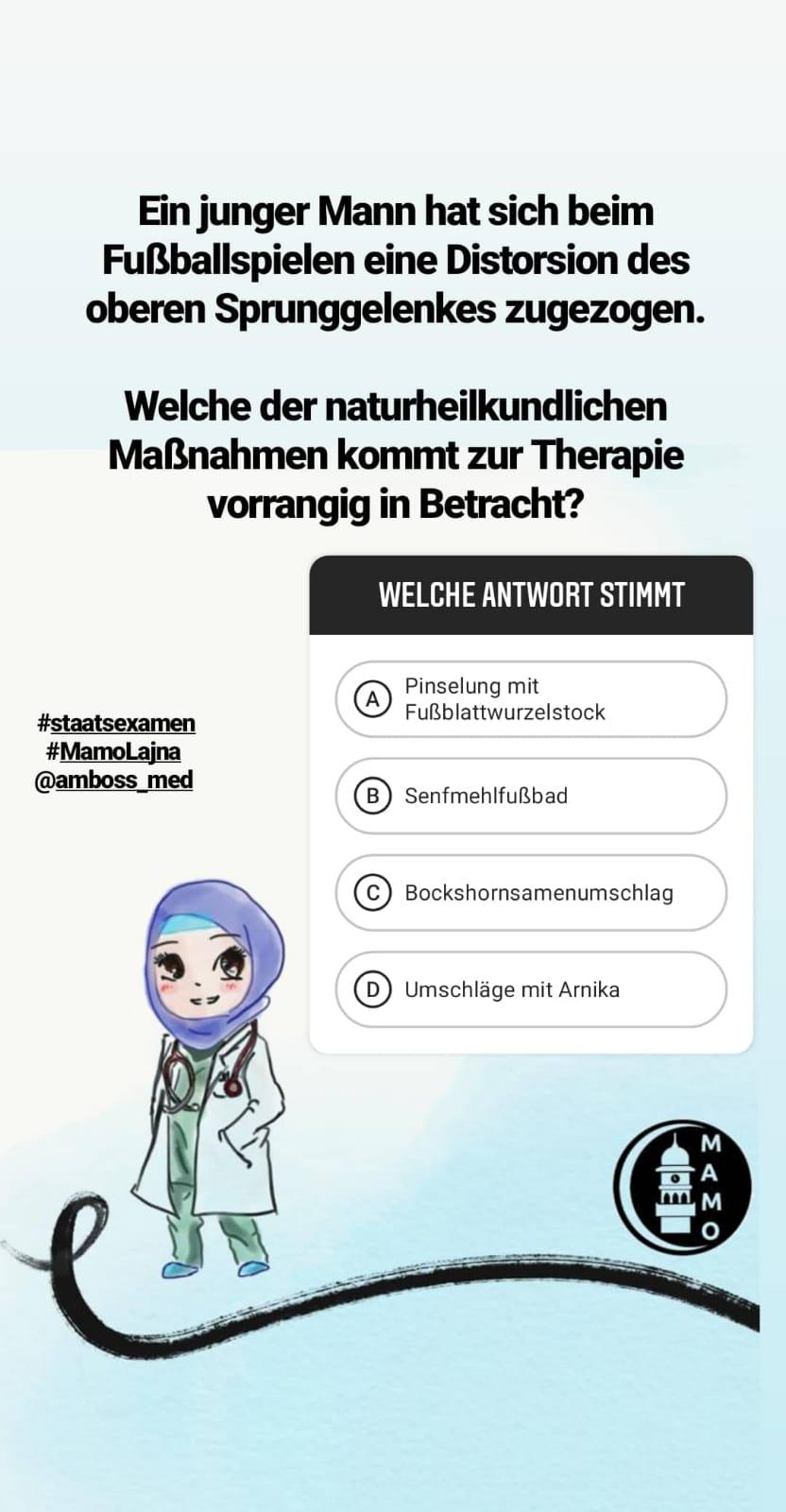 MAMO Quiz