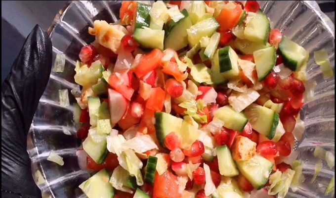 Obst im Qurân: Granatapfel